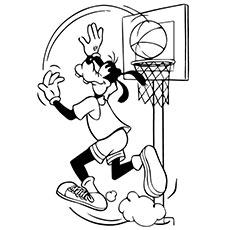 Basketball Coloring Pages For Kids at GetDrawings.com | Free for ...