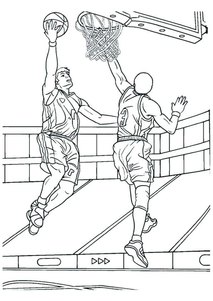 679x960 Basketball Coloring Pages Nba Printable Kids Coloring Top Free