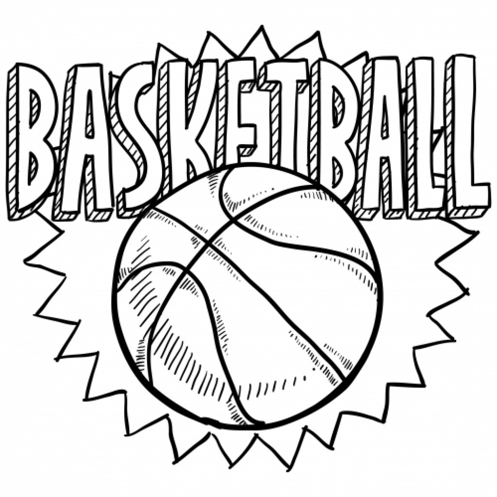 1024x1024 Basketball Coloring Pages Nba Players Archives