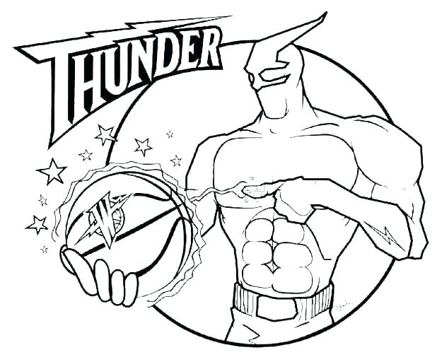 618x505 Basketball Player Coloring Pages Basketball Players Coloring Pages