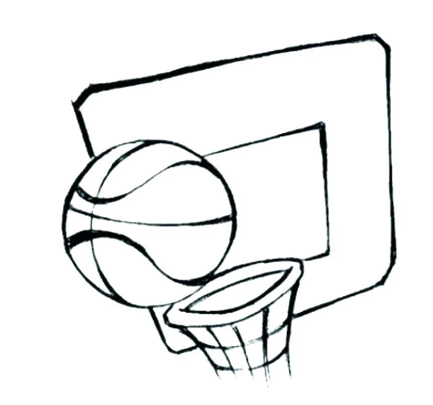863x806 Basketball Color Pages Basketball Color Pages Basketball Color