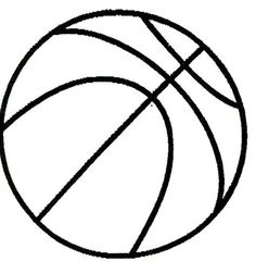 236x240 Printable Free Basketball Basketball Coloring Pages Basketball