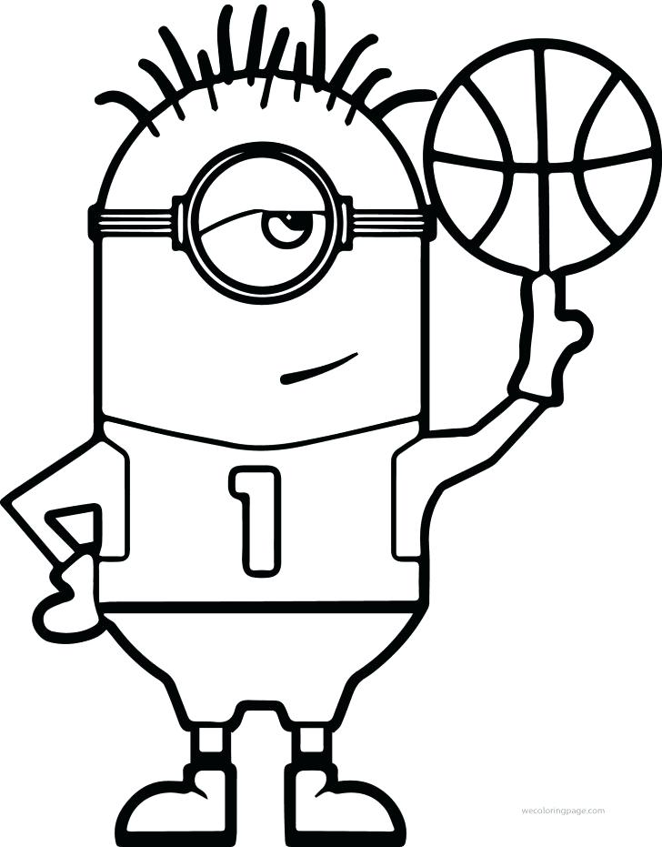 728x931 Basketball Goal Coloring Sheet Kids Coloring A Basketball Coloring
