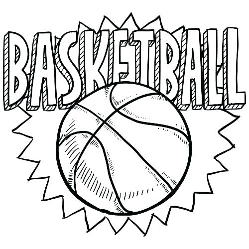 500x500 Basketball Team Coloring Pages Stock Coloring Sheets Coloring