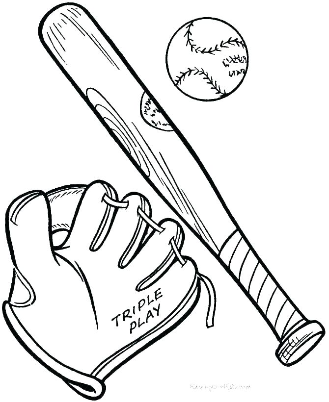 670x820 Baseball Bat Coloring Page Baseball Bat Coloring Page Baseball Bat