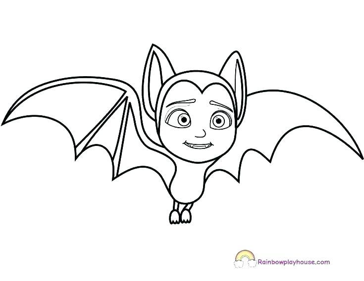 735x568 Bat Coloring Pages Bats Coloring Pages Bats Coloring Pages Bat