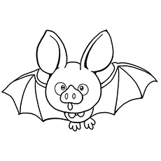 230x230 Top Free Printable Bats Coloring Pages Online