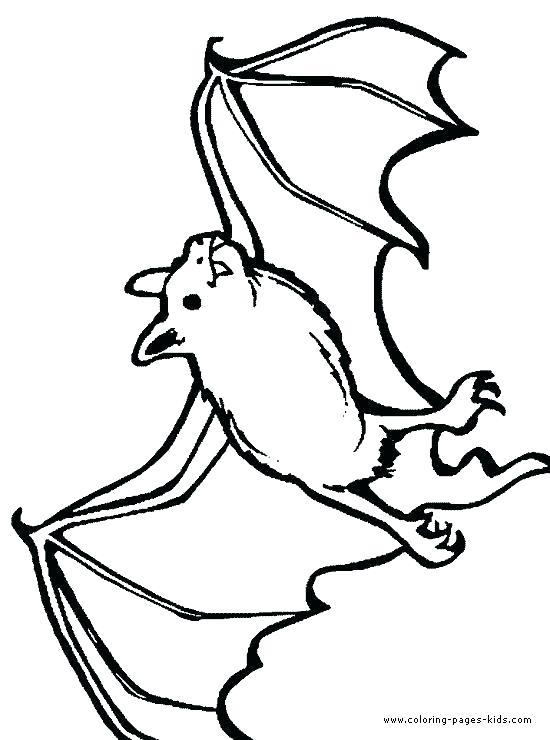 550x740 Coloring Pages Of Bats Rouge The Bat Coloring Pages Bat Coloring