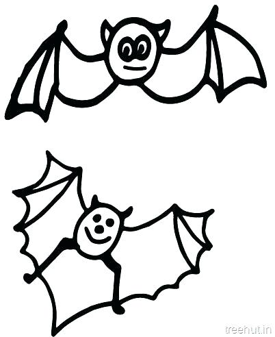 402x492 Bat Coloring Page Bat Coloring Pages In Addition To Bat Coloring