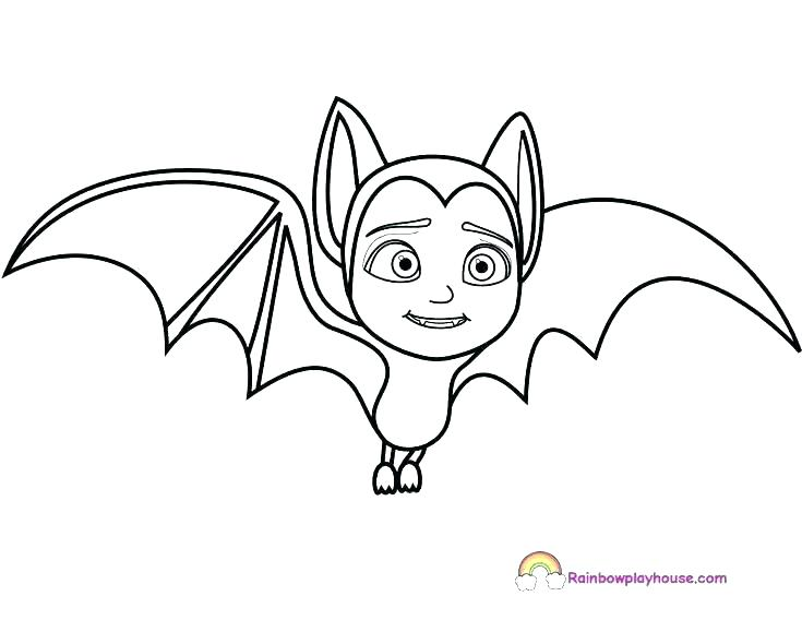 735x568 Bats Coloring Pages Free Printable Ghost Coloring Page For Bat