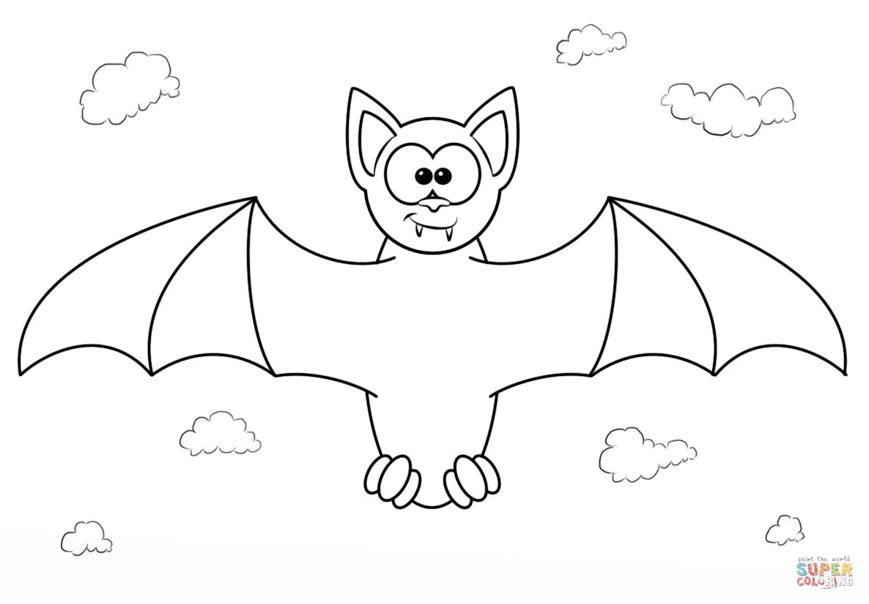 1186x824 Impressive Bat Pictures To Color