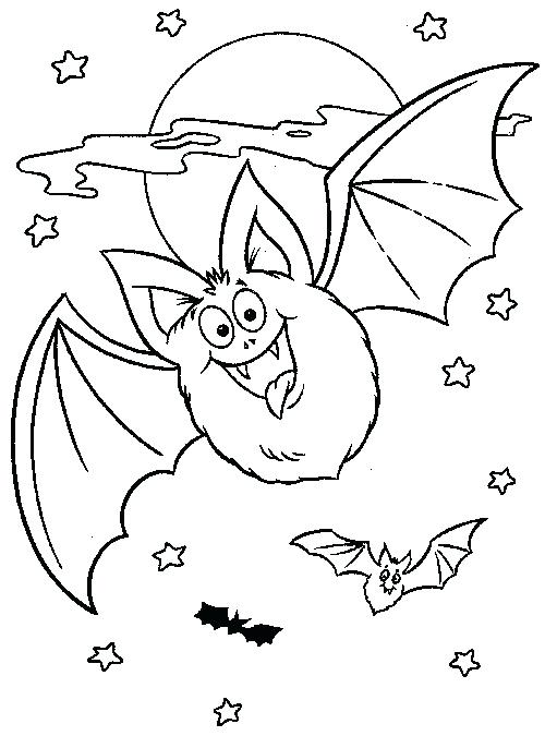 500x675 Free Halloween Coloring Pages To Print