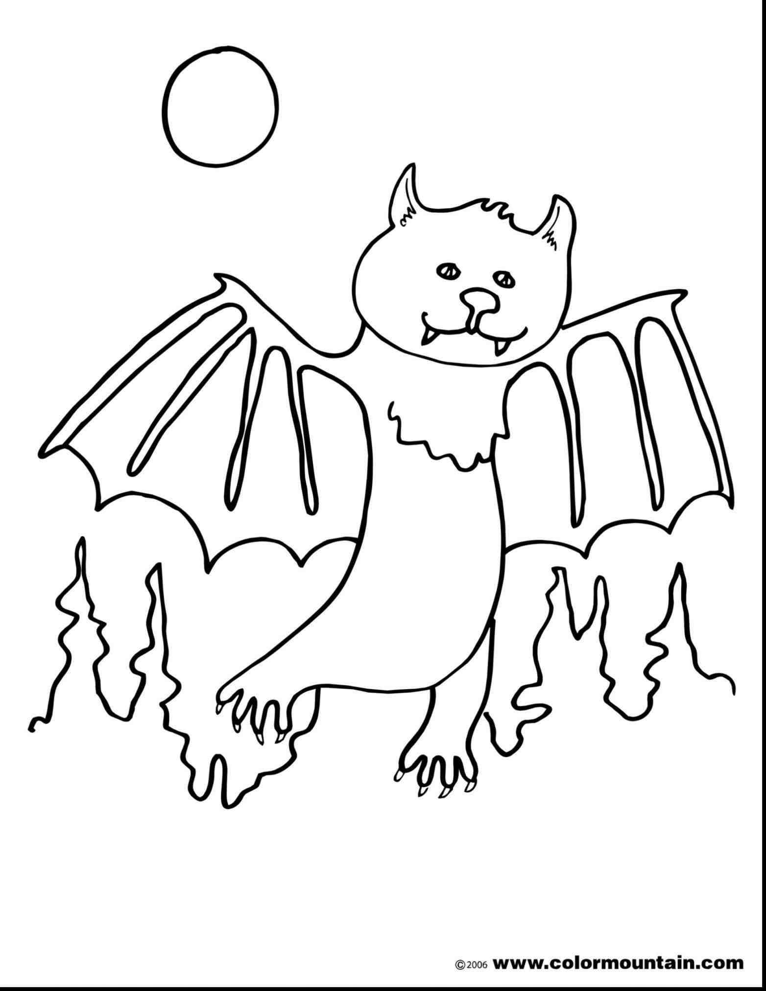 1564x2023 Bat Coloring Pages Preschool Inspiration Bat Coloring Pages Luxury
