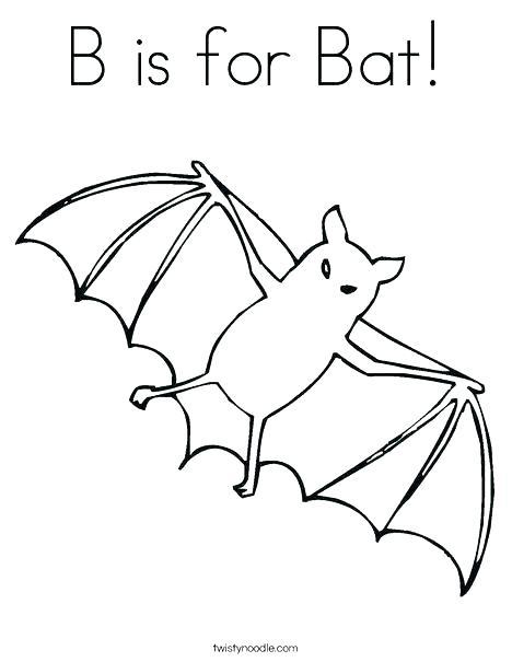 468x605 Adult Bat Coloring Pages Baby Bat Printable Baseball Pages