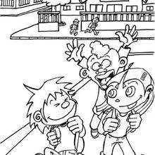 220x220 Bathroom Coloring Pages