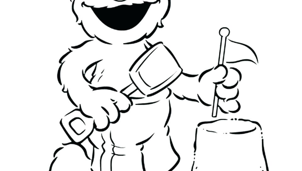 960x544 Elmo Coloring Pages Coloring Book Together With Coloring Book