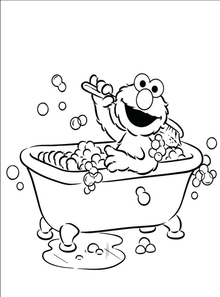 760x1024 Good Elmo Coloring Pages Free Printable Or Cad And Coloring Page
