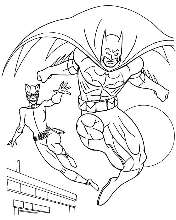 559x700 Catwoman Coloring Pages Batman Wallpaper Pics And Coloring Pages