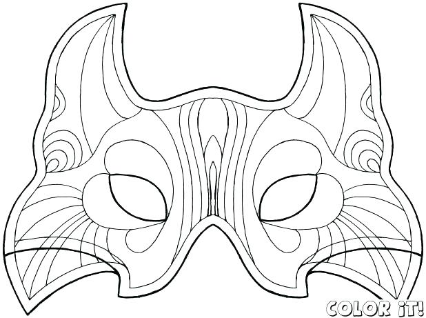 618x461 Catwoman Coloring Pages Coloring Pages Bunch Ideas Of Cat Mask