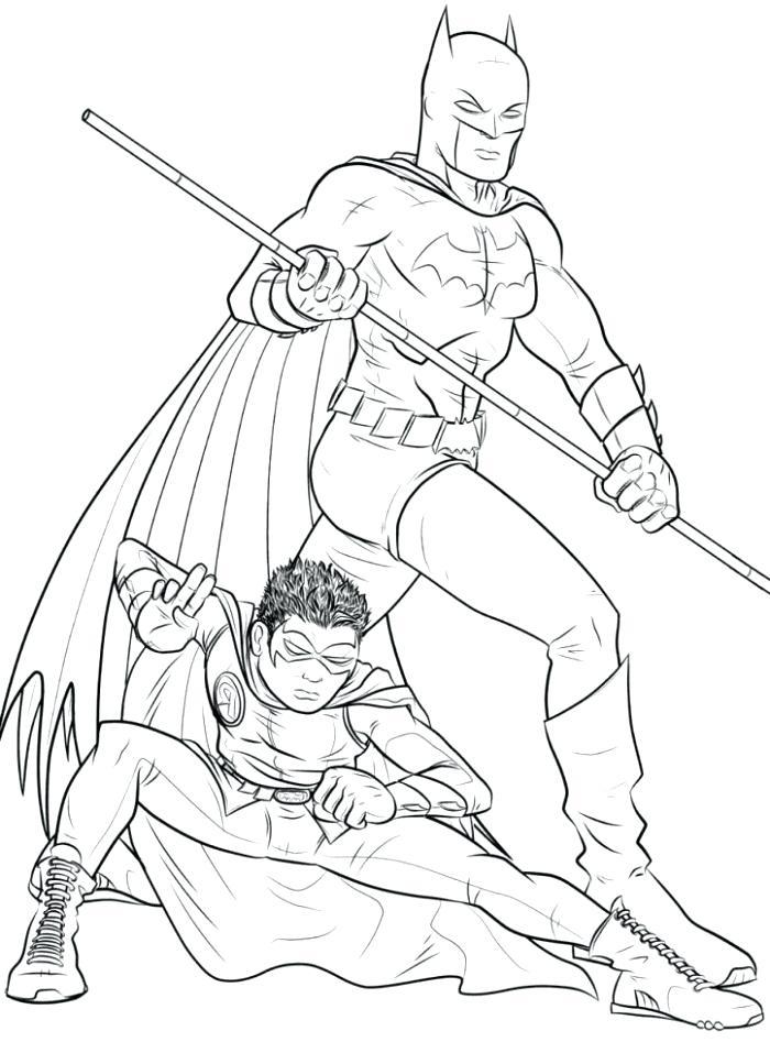 700x947 Free Coloring Pages Batman Batman Coloring Pages Free Coloring