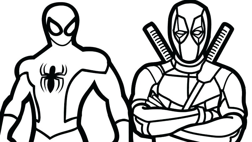 805x453 Batman And Robin Coloring Pages Pdf