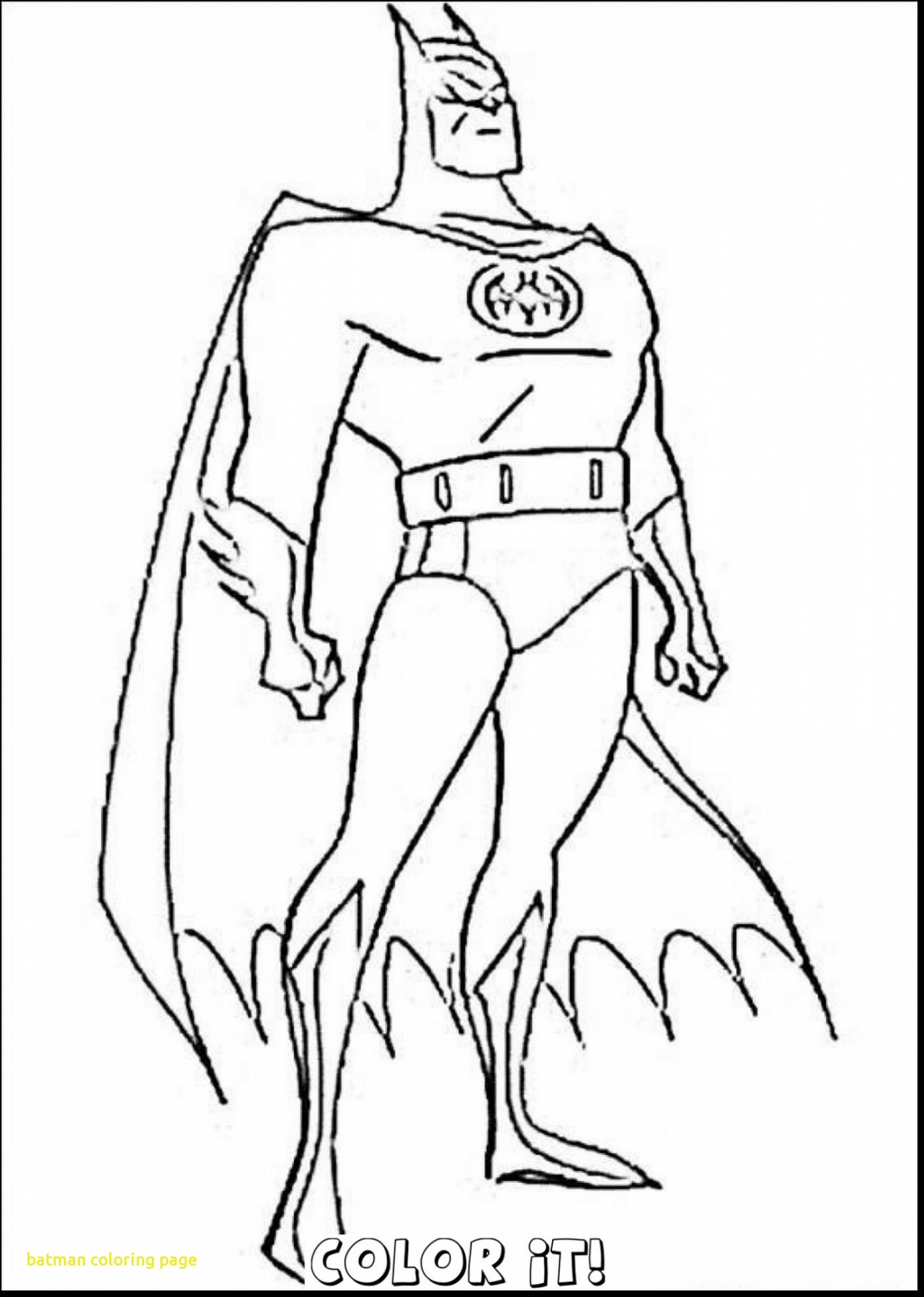 1411x1980 Batman And Robin Coloring Pages