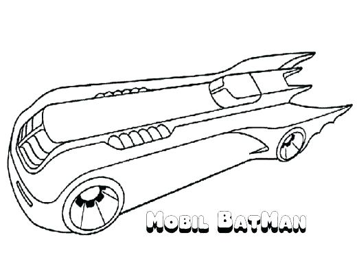 520x390 Batman Printable Coloring Pages Batman Car Coloring Pages Batman