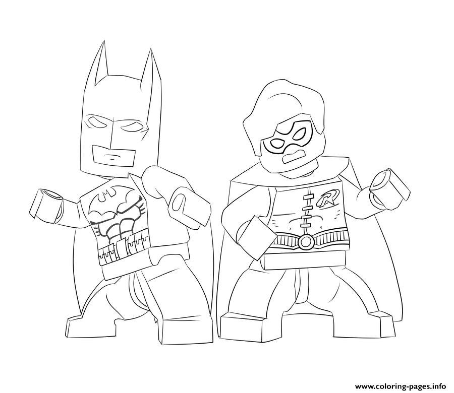 900x780 Print Batman And Robin Lego Coloring Pages Coloring Sheets