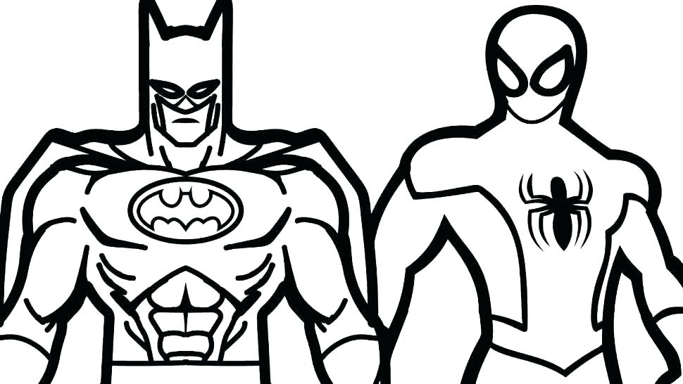 970x546 Batman And Robin Free Printable Coloring Pages Of Batmanand Page