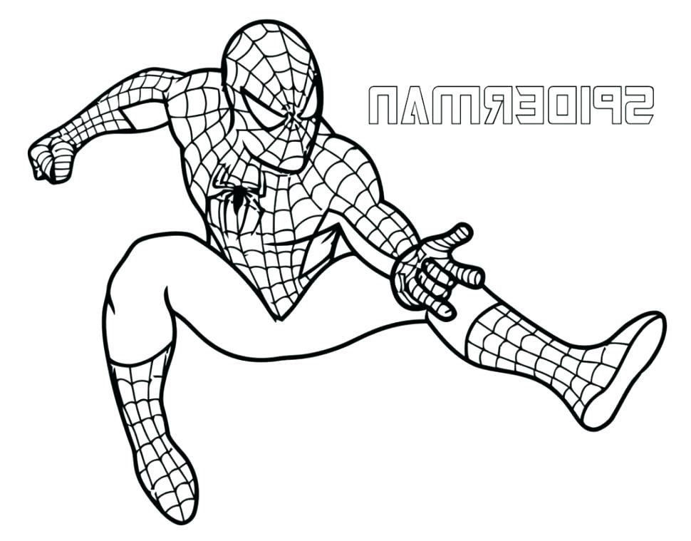 970x759 Spiderman Coloring Pages Online Unique Coloring Pages And Spider
