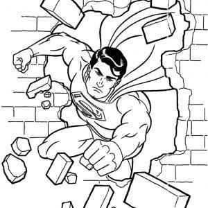 300x300 Baby Superman Coloring Pages Fresh Batman Vs Superman Coloring