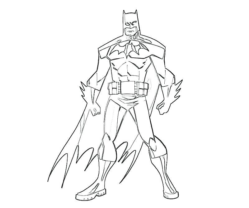 800x667 Coloring Pages Printable Batman City Batman Coloring Pages