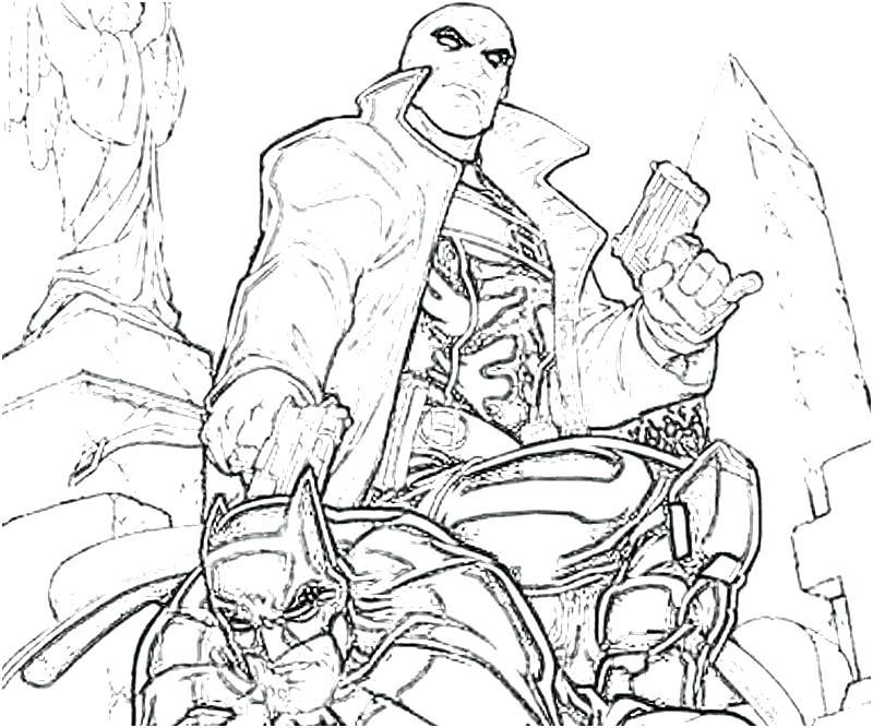 800x667 Batman Arkham Asylum Coloring Pages Drawn Batman Batman Asylum