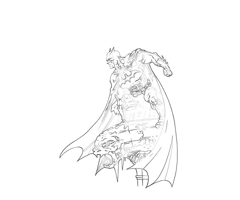 The Best Free Arkham Coloring Page Images Download From 90