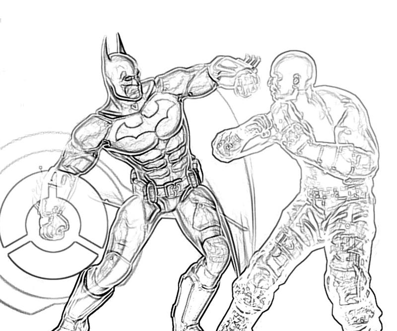 800x667 Batman Arkham City Batman Skill Yumiko Fujiwara