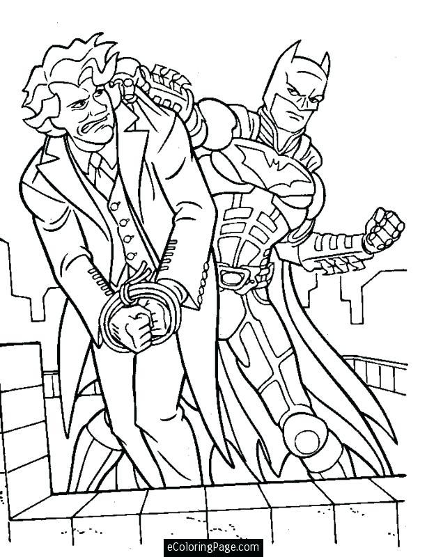 613x800 Batman Dark Knight Coloring Pages Color Bros
