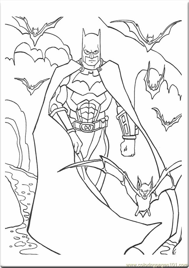 Batman Beyond Coloring Pages at GetDrawings.com | Free for ...