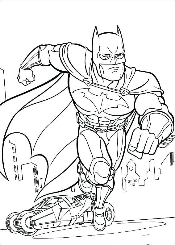 567x794 Bat Man Coloring Pages Batman Coloring Book As Well As Batman