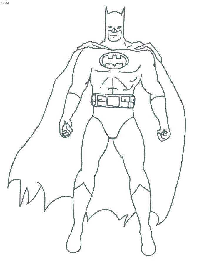 728x938 Printable Batman Coloring Pages Batman Coloring Pages Batman