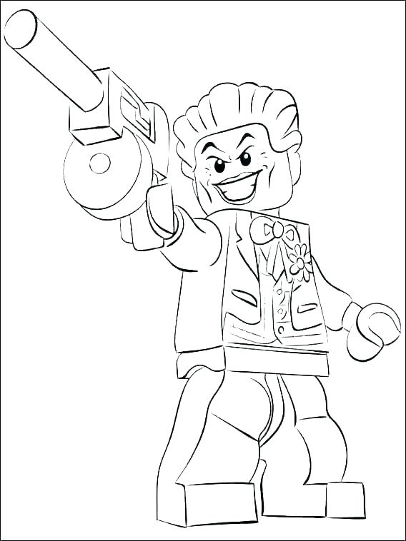 Batman Coloring Pages For Toddlers At Getdrawings Com Free For