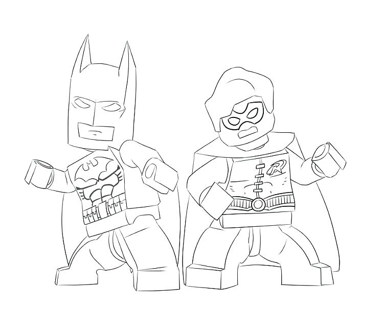 749x650 Batman Lego Movie Coloring Pages Vanda