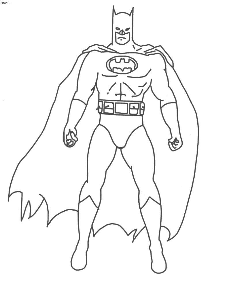 795x1024 Coloring Pages Batman Luxury Batman Dark Knight Coloring Pages