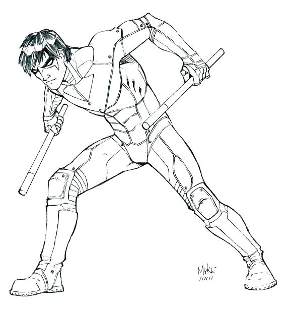 574x615 Dark Knight Coloring Pages Dark Knight Coloring Pages Knight