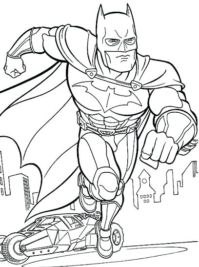 408x547 Knight Colouring In Dark Knight Coloring Pages Batman Dark Knight