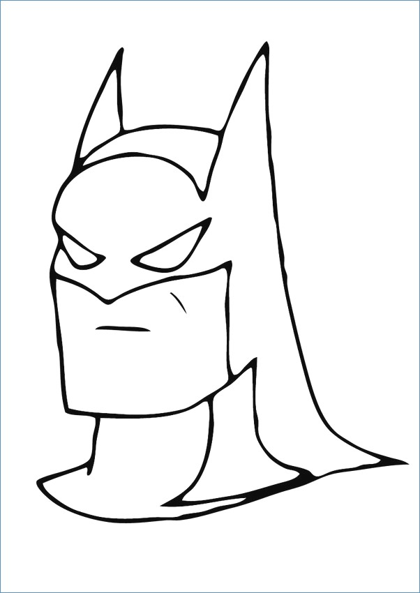 602x850 Spiderman Batman Face To Face Coloring Pages
