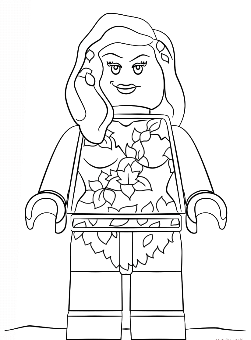 824x1114 The Lego Batman Movie Coloring Pages
