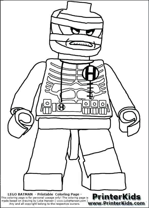 580x812 Clay Face Batman Lego Coloring Page Coloring Pages Lego Batman
