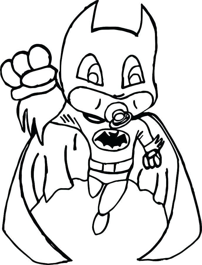 Batman Face Coloring Page At Getdrawings Com Free For