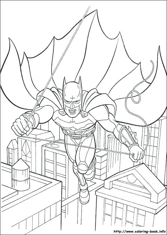 567x794 Batman Coloring Pages Pdf Batman Coloring Pages Coloring Book