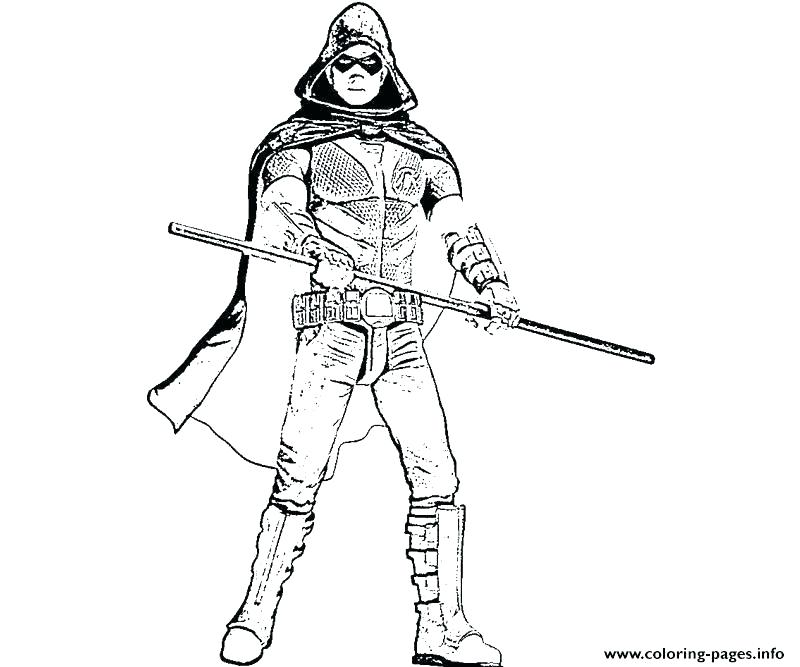 The best free Robin coloring page images. Download from 619 ...
